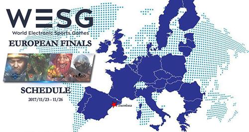 世界大会『World Electronic Sports Games(WESG) 2017』のCS:GO、Dota 2ヨーロッパ・CIS代表チームが決定