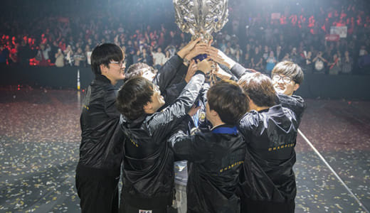LoL世界大会『2016 World Championship』で韓国SK Telecom T1が2連覇、3回目の優勝を達成