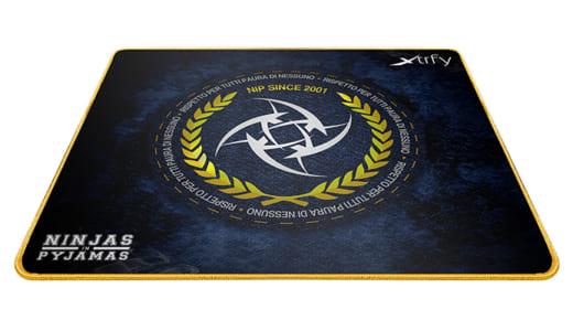 NiP、GeT_RiGhT、f0restモデルも登場、『Xtrfy』のゲーミングマウスパッド『XGP1』3種、『XTP1』6種が日本で発売開始