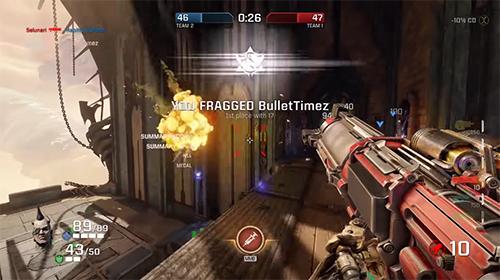 『Quake3』世界王者「ZeRo4」による『Quake Champions』のプレー動画が公開
