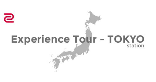 ゲーミングデバイス体験イベント『ZOWIE Experience Tour - Tokyo』が10/28(土)に東京で開催
