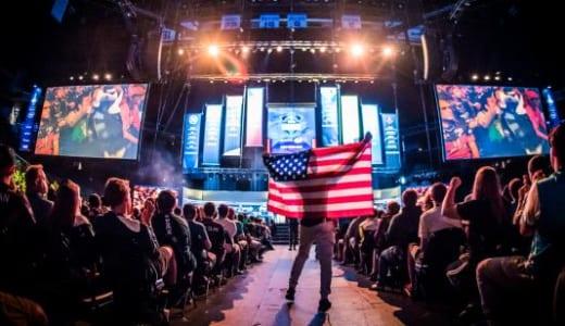 アメリカの電話会社大手『AT&T』が『ESL』と提携しeスポーツに参入、eスポーツ大会会場でWi-Fiや充電ステーションの提供、5G通信の技術デモを実施