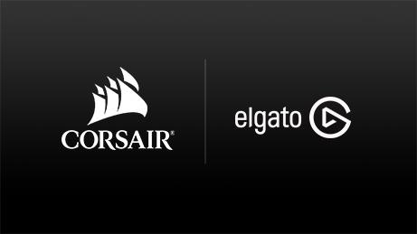 『CORSAIR』がゲーム配信機器などを展開する『Elgato Gaming』を買収