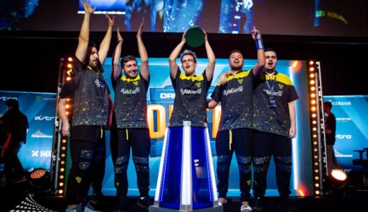 CS:GO『DreamHack Open Austin 2018』でSpace Soldiersが優勝