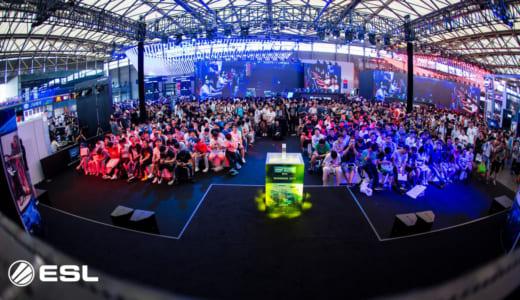 賞金総額25万ドルのCS:GO大会『Intel Extreme Masters Shanghai 2018』アジア予選が2018年6月16日(土)より開催、出場登録 受付中