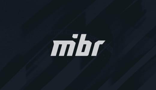 ブラジルを代表するプロゲームチーム『mibr』が再始動へ、2018年6月23日にイベント内で詳細を発表