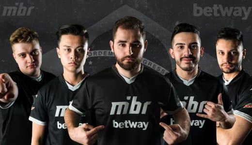 『SK Gaming』CS:GO部門のメンバーが移籍し、ブラジルのレジェンドチーム『mibr』が再始動