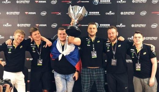 賞金総額30万ドル『CS:GO Asia Championships』でNatus Vincereが優勝