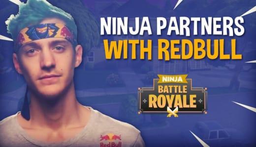 エナジードリンク『Red Bull』がプロゲームチーム『Cloud9』、人気ストリーマー『Ninja』と契約