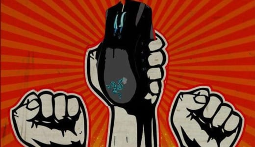 『Razer』が左利き用『Razer Naga Trinity』ゲーミングマウスのクラウドファンディングを検討、左利きゲーマーからの意見・要望を求める