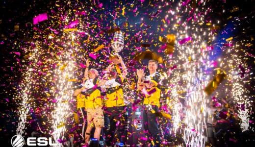 CS:GO『ESL One Cologne 2018』でNatus Vincereが優勝、大型大会を3連続制覇