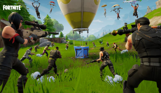 Epic Gamesが賞金総額800万ドル(約9億円)の『Fortnite Summer Skirmish Series』を開催
