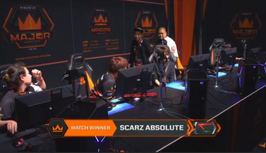 CS:GO『FACEIT Asia Minor Championship London 2018』グループステージAで日本SZ Absoluteが中国VG.FlashGamingに勝利、プレーオフ進出まであと1勝