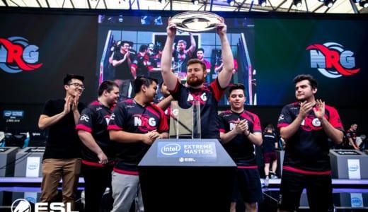 賞金総額25万ドルのCS:GO大会『IEM Shanghai 2018』でNRG Esportsが優勝
