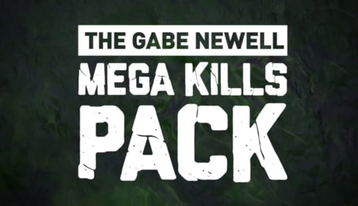 『Dota 2』にValve創設者Gabe Newell氏の「Mega-Kills Announcer Pack」が登場