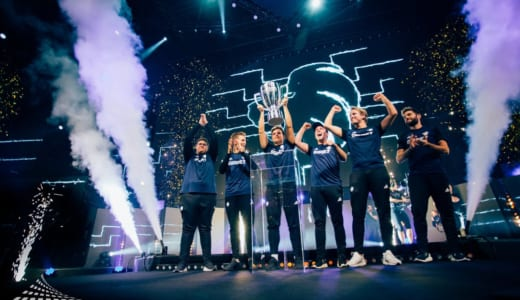 CS:GO『DreamHack Masters Stockholm 2018』で「North」が優勝、世界ランク1位の「Astralis」を下す