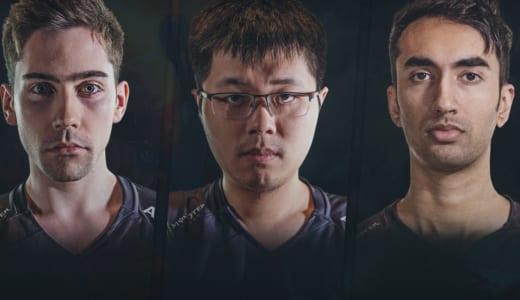『Fnatic』Dota 2部門から EternalEnvy、PieLieDie、Universe選手、Aui_2000コーチが脱退