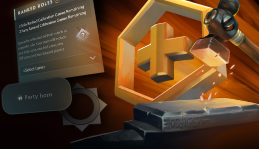 『Dota 2』有料サービス「Dota Plus」に「Ranked Roleマッチメイキング」「チップ」「チャットホイールサウンド」が追加