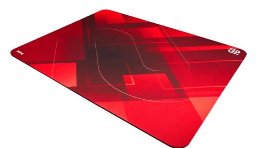 ゲーミングマウスパッド『ZOWIE G-SR-SE RED』の国内販売がスタート