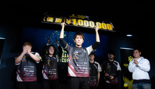 CS:GO『GALLERIA GAMEMASTER CUP 2018』でSCARZ Absoluteが優勝し2連覇達成、選手に感動したサードウェーブ榎本氏が2019年大会の開催を宣言