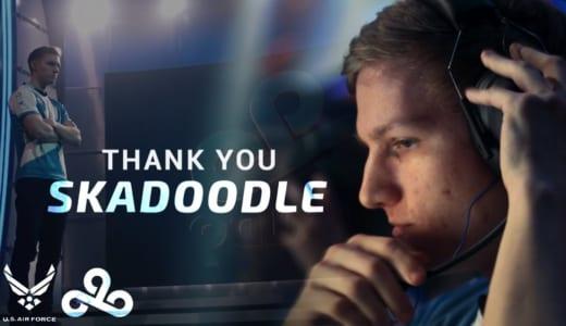 『Cloud9』のSkadoodleがCS:GOプロ競技シーンから引退ヘ