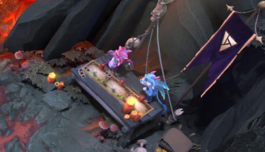 『Dota 2』の世界観を持つデジタルカードゲーム『Artifact』の予約がスタート、『Dota 2』のゲーム内に『Artifact』が登場