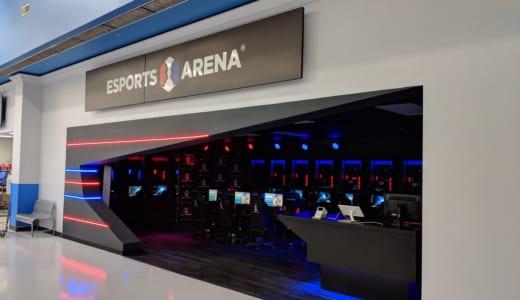 アメリカ『Esports Arena』が世界最大のスーパーマーケットチェーン『ウォルマート』と提携、店舗内にeスポーツ施設を展開