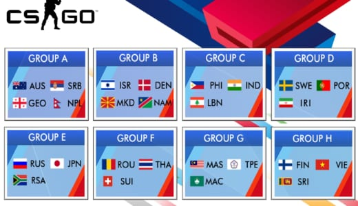 日本代表「SZ Absolute」プレーオフ進出決定、『IESF's 10th Esports World Championship』CS:GO部門グループEを1位通過