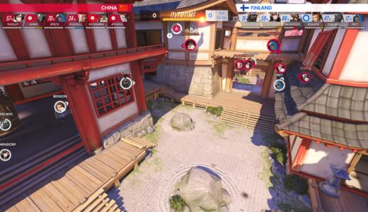 観戦ツール『Overwatch World Cup ビューア』登場、プロのオブサーバー向け機能を一般ユーザーが利用可能に
