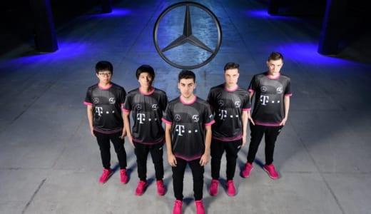 「メルセデスベンツ」と「FCケルン」がプロゲームチーム『SK Gaming』の運営会社に出資し株式を取得