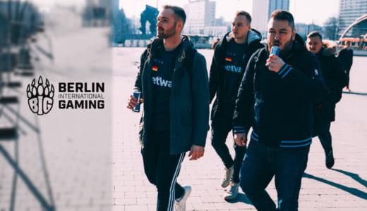 『Red Bull』とドイツのプロゲームチーム『BIG』が複数年の公式パートナー契約を締結