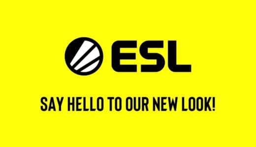 19年目を迎えた世界最大のeスポーツカンパニー『ESL』がリブランディング、クリエイティブの変更、「プレーヤー&コミュニティ」ファーストの取り組みを宣言
