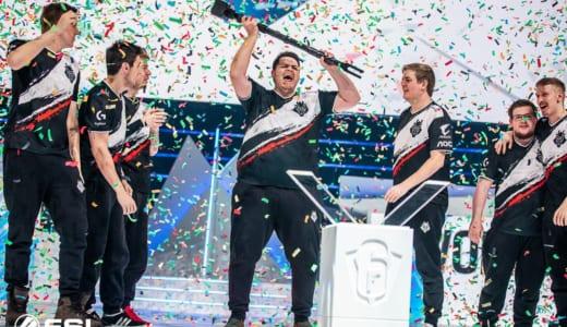 日本「野良連合」世界大会『Six Invitational 2019』最終結果はベスト4、賞金16万ドル(約1,768万円)獲得、優勝は「G2 Esports」
