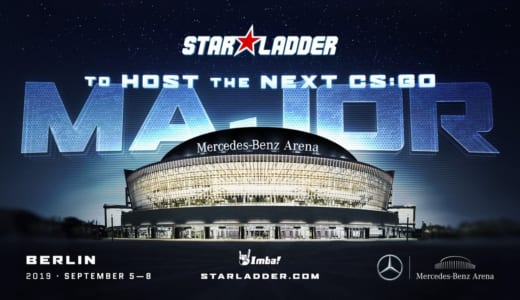 日本「Absolute」と「Ignis」がCS:GO『StarLadder Asia Minor Championship – Berlin 2019』の東アジア予選に招待出場