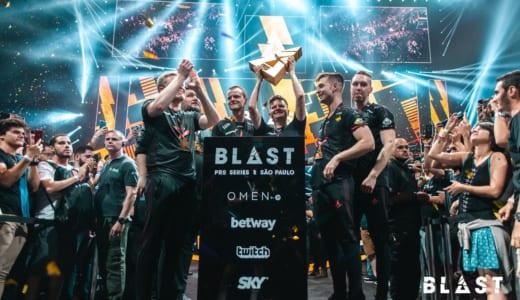 CS:GO大会『BLAST Pro Series: São Paulo 2019』でAstralisがまたもや優勝、あまりの強さにValveへ仕様変更を懇願するプロ選手も