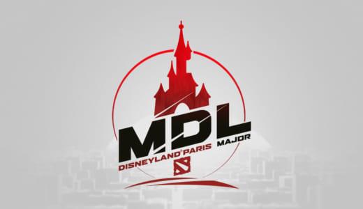 会場は「ディズニーランド・パリ」、Dotaプロサーキット メジャー大会『MDL Disneyland Paris Major』が2019年5月4~12日に開催