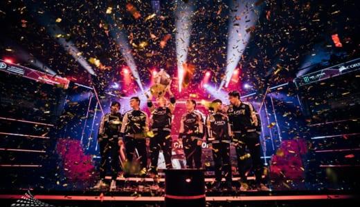 Dota 2メジャー大会『DreamLeague Season 11』でVici Gamingが優勝