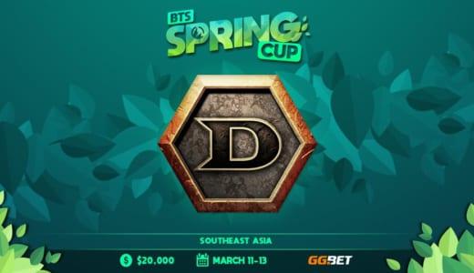 『Yoshimoto DeToNator』がDota 2大会『BTS Spring Cup: Southeast Asia』で優勝