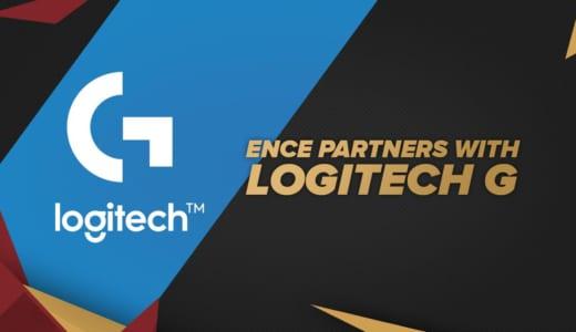 ゲーミングデバイスブランド『Logitech G』がプロゲームチーム『ENCE』とスポンサー契約を締結