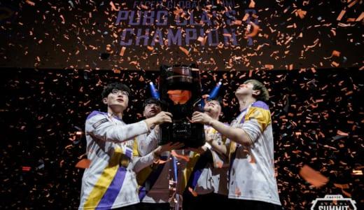『FACEIT Global Summit: PUBG Classic』で韓国OP Gaming Rangersが優勝、日本BLUE BEESは17位、ドン勝1回を獲得