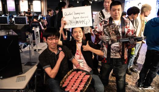 ゲーマーは大トロ寿司プレゼントで『Quake Champions』に興味を示すのか? コミュニティが『C4 LAN 2019 SPRING』で実弾布教活動