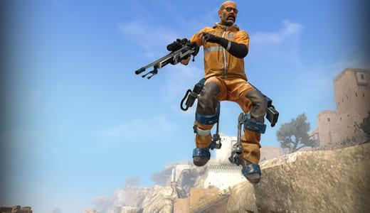 『CS:GO』アップデート、バトロワモード「DANGER ZONE」に新たなマップやアイテム「ExoJump Boots」「Bump Mines」追加
