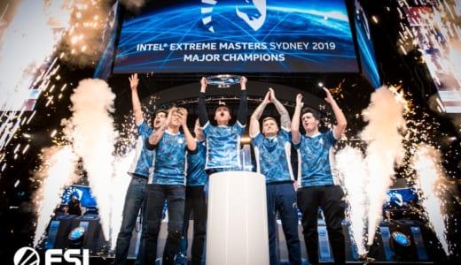 CS:GO『IEM Sydney 2019』優勝はTeam Liquid、Fnaticとの接戦を3-2で制す