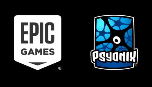 『Epic Games』がesportsタイトルとしても人気の『Rocket League』開発会社を買収へ