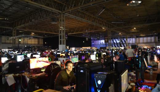 LANパーティおじさんPoNzの『Insomnia Gaming Festival – i64』(イギリス)レポート