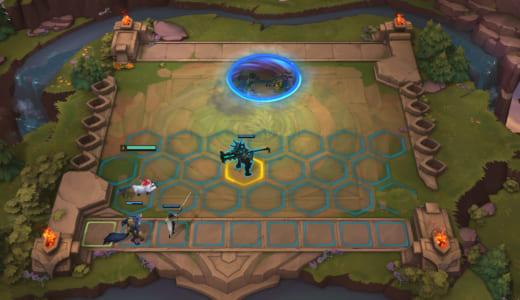 『League of Legends』に『Dota Auto Chess』をインスパイアした新ゲームモード「チームファイト・タクティクス」が2019年6月25日(火)より登場