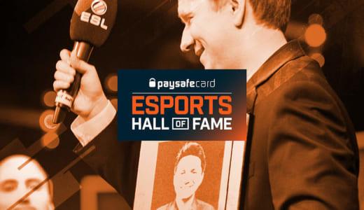 『Esports Hall of Fame』(eスポーツ殿堂入り)のコミュニティ投票スタート、「Potti」(Counter-Strike)や「Rapha」(Quakeシリーズ)がノミネート