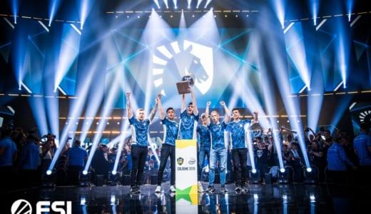 Team Liquidが最短・最速でグランドスラム達成、CS:GO『ESL One Cologne 2019』で優勝