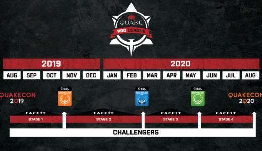 『Quake Pro League』の前哨戦が『QuakeCon 2019』にて7月26日(金)よりスタート、新たな競技モード「Timelimit Duel」を使用