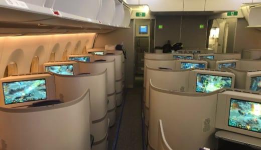 中国国際航空の機内でDota 2世界大会『The International 2019』の映像コンテンツが視聴可能に、上海の地下鉄には大規模広告が登場